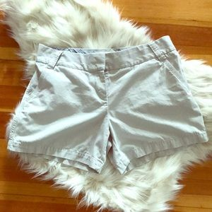 J. Crew Classic Twill Chino Shorts City Fit